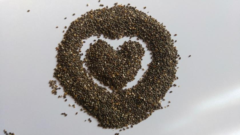 les graines de chia et leurs bienfaits